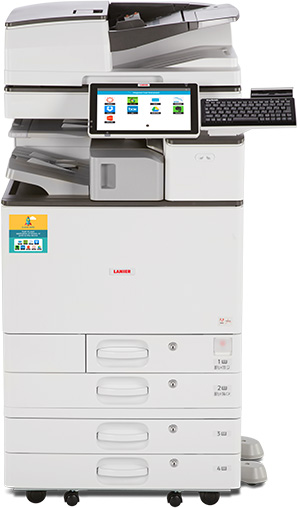 Lanier MP C3004SP TE/MP C3504SP TE Education Model