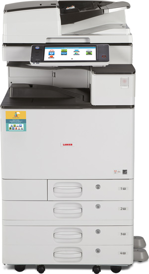 Lanier MP C4503SP TE/MP C5503SP TE/MP C6003SP TE Education Model