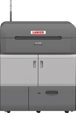 Lanier Pro C9200 / C9210 Graphic Arts Edition